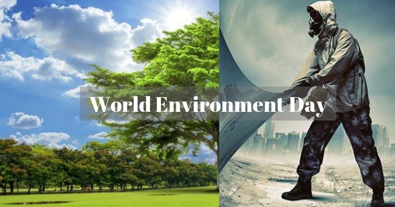 World Environment day 2019 – Come together hand in hand to overcome the problem of Air Pollution.