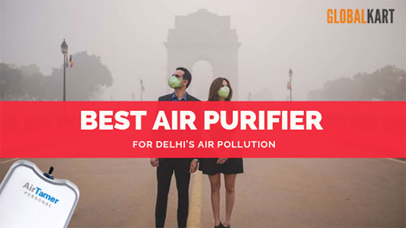 Choosing The Best Air Purifier for Delhi's Air Pollution