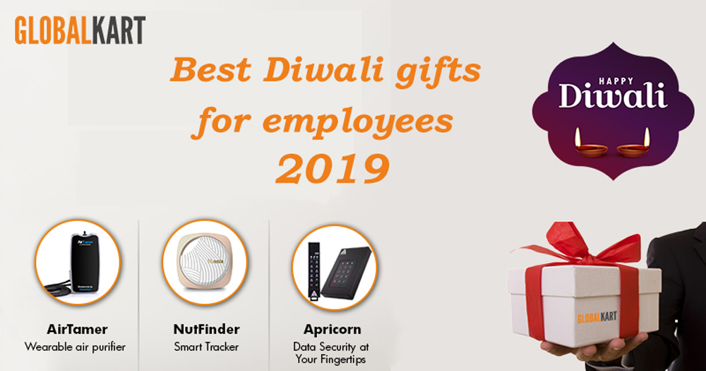 Best Diwali gifts for employees 2019